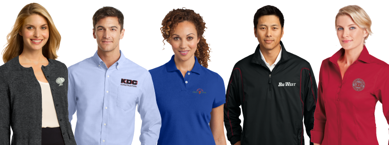 Embroidered Corporate Wear