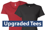 Upgraded Tee Options